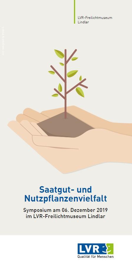 """Veranstaltungstipp: Symposium """"Saatgut-und Nutzpflanzenvielfalt"""""""
