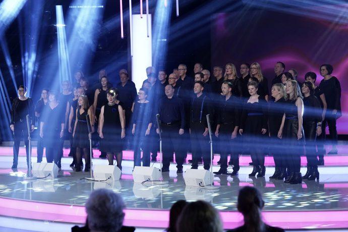 Gemischte Stimmen BIGGEsang - Der beste Chor im Westen 2019