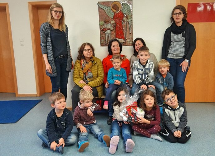 Spende St. Raphael Kindergarten Olpe - Pflanzenbörse