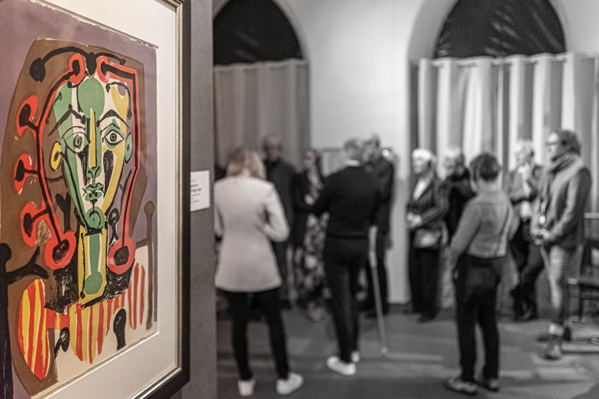 """Südsauerlandmuseum: Führung durch die Ausstellung """"Dreihgestirn der Moderne"""""""