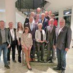 Ehrung Jubilare - Ruheständler Stadt Olpe 2020