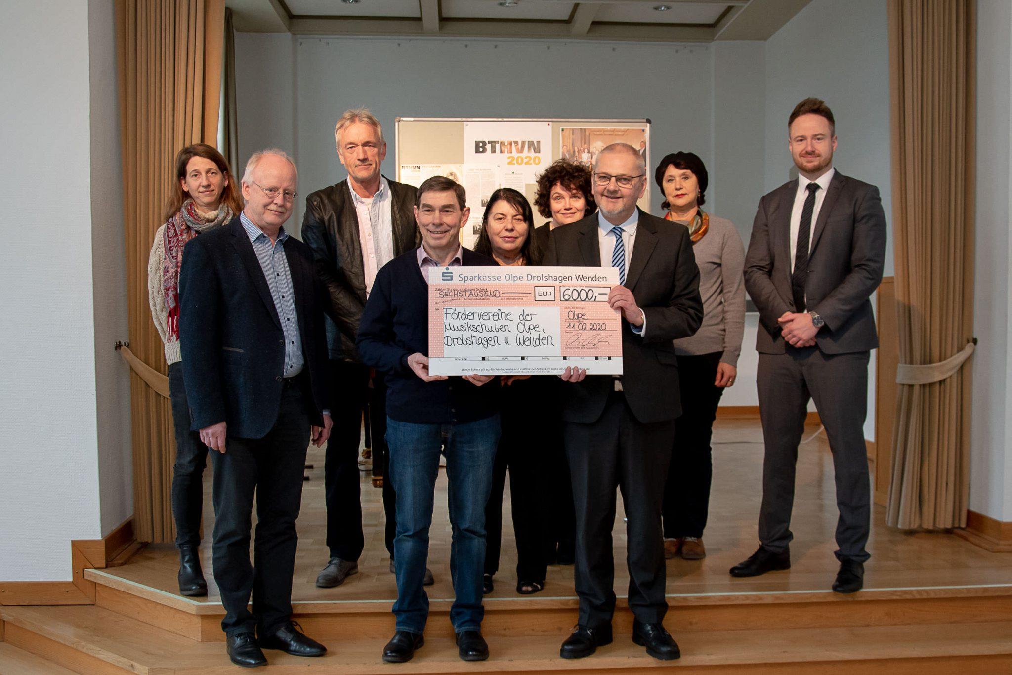 Gemeinschaftliche Initiative der Musikschulen zum 250. Geburtstag Beethovens