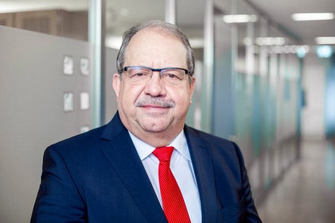 Sparkassendirektor Dieter Kohlmeier Sparkasse Olpe