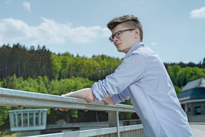 BIGGE ENERGIE-Azubi Moritz Kramer