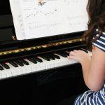 Musik Unterricht Piano