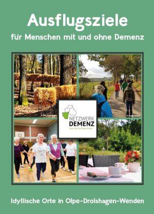 Netzwerk Demenz Olpe - Ausflüge Broschüre