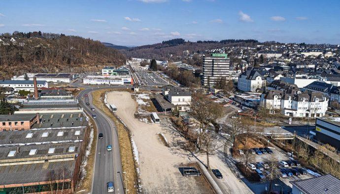 Planbereich - Stadtentwicklung Olpe