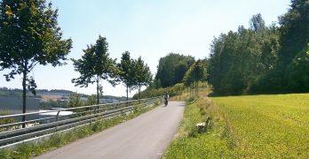 Radweg - Rüblinghausen - Gerlingen - Kreisstadt Olpe
