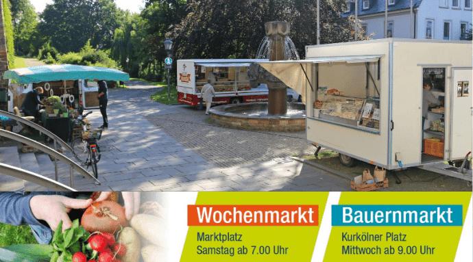 Bigge-Landmarkt - Bauernmarkt Olpe 2020