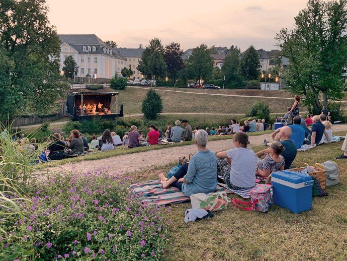 Konzert - Stadtpark Olpe