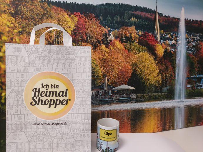 Heimat shoppen Olpe 2020 - Heimat Shopper