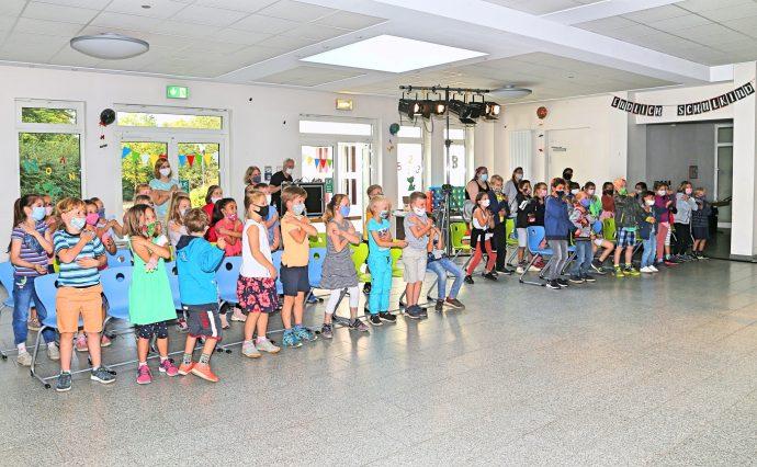 Verkehrserziehung Düringergrundschule Olpe 2020