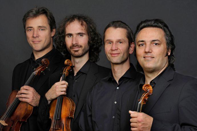 Klenze Quartett - Foto: Fin