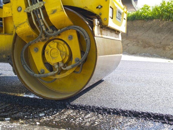 Straßenbauarbeiten - Stadt Olpe