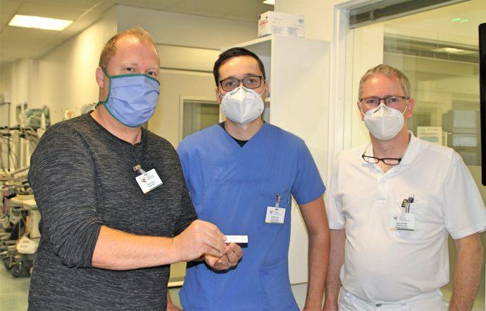 PM-Antigentest - St. Martinus-Hospital Olpe