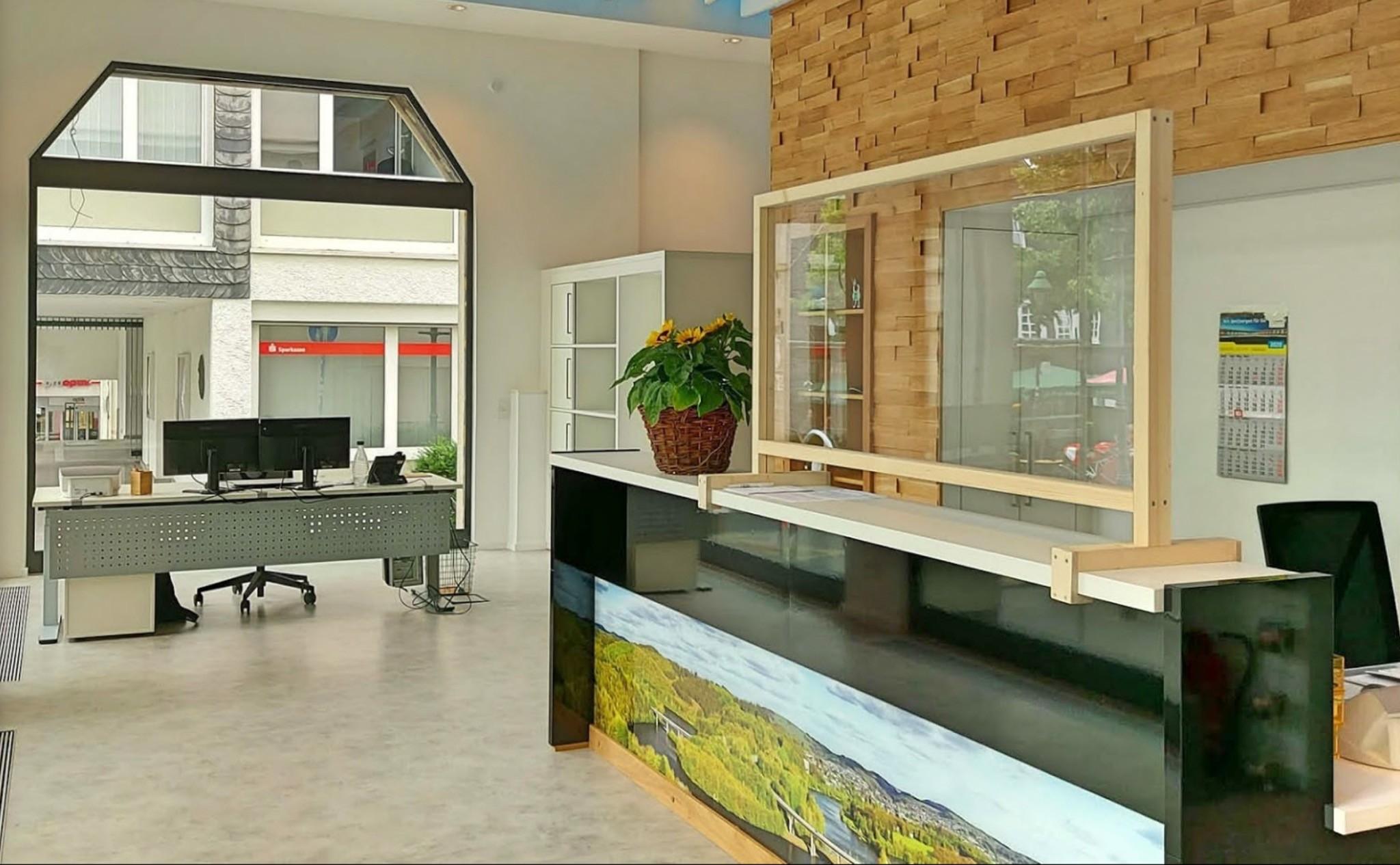 Büro von Olpe Aktiv wieder geöffnet