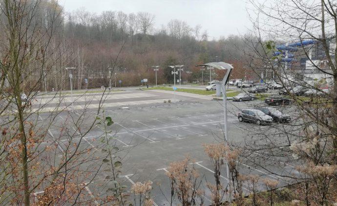 Parkplatz Freizeitbad Olpe