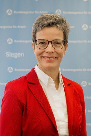 Daniela Tomczak Leiterin der Arbeitsagentur Siegen/Olpe