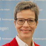 Daniela Tomczak Leiterin Arbeitsagentur Siegen/Olpe