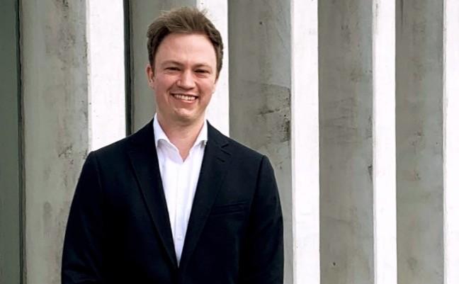 Arne Bubenheim - Leiter Bauordnungs- und Planungsamt Kreisstadt Olpe