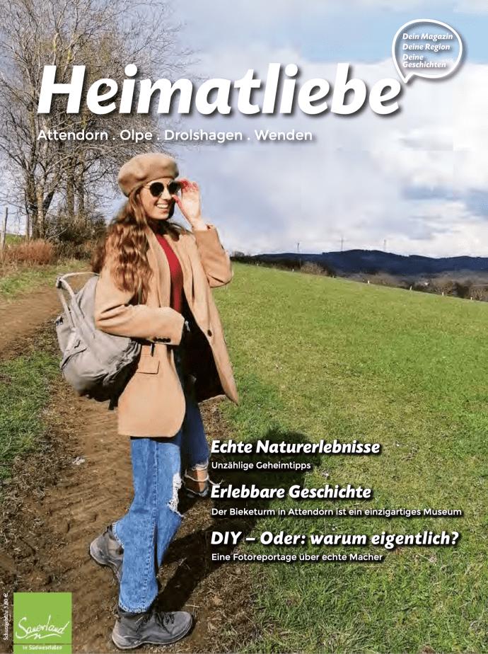 Heimatliebe Biggesee - Ausgabe 12 - 2021