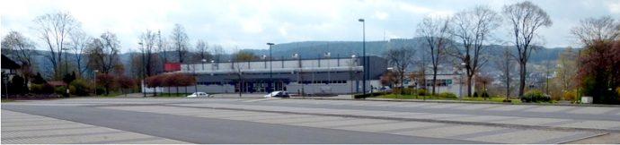 Parkplätze Stadthalle Attendorn (Foto: Hansestadt Attendorn)