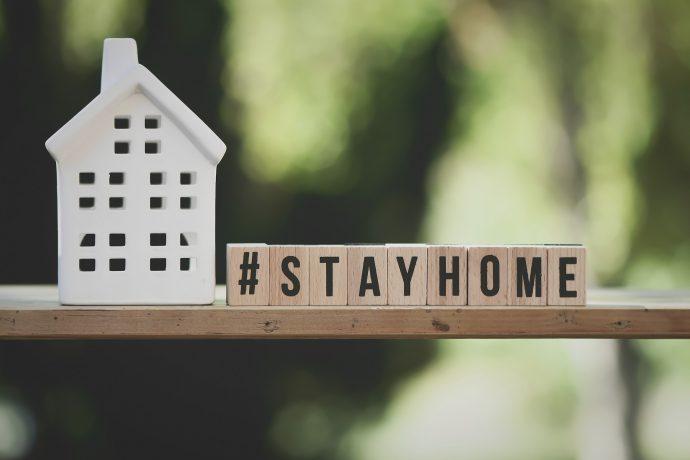 #STAYHOME - Bleibt zu Hause