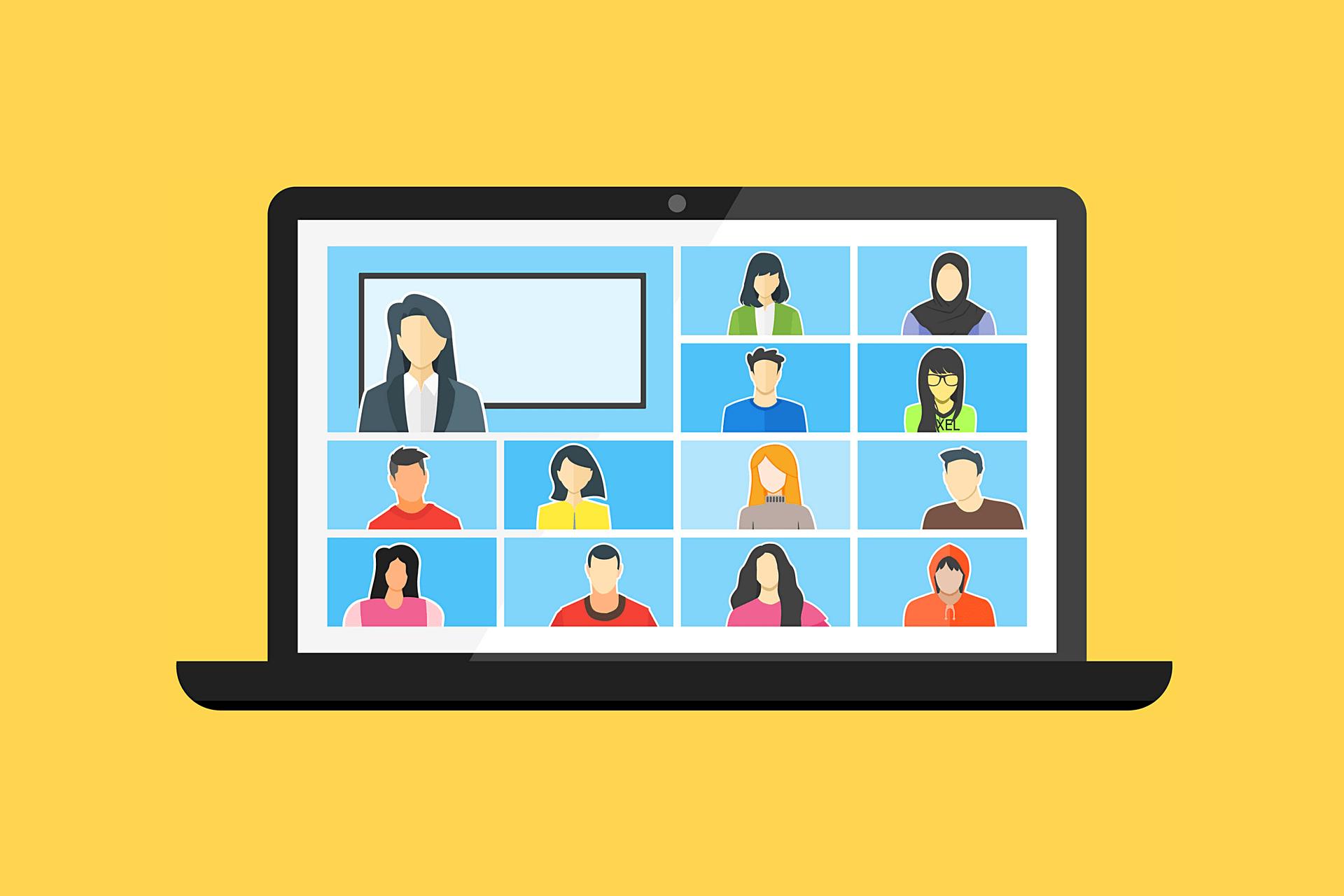 Virtuelle Informationsveranstaltung für Vereine und ehrenamtlich Tätige