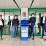 Eröffnung Jeans-Sammelstelle - Rathaus Olpe 2021