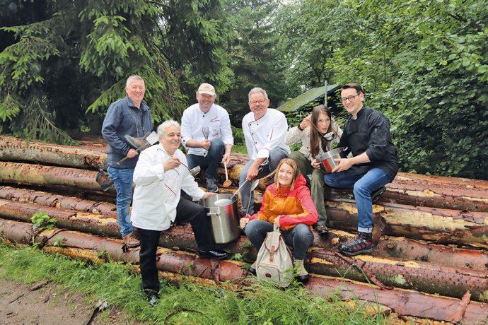 Kulinarische Wanderung Olpe 2021