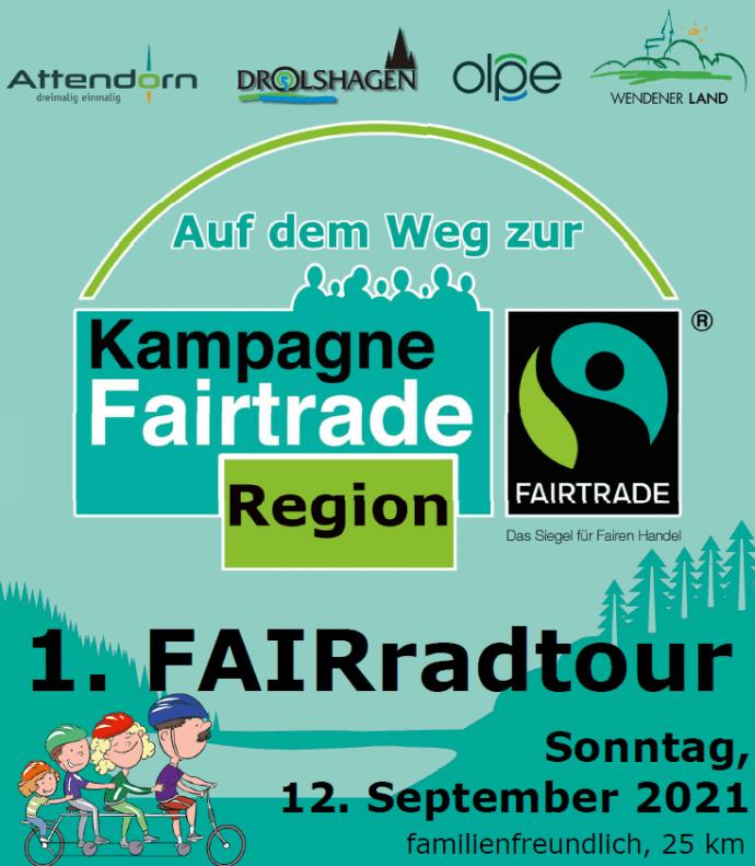 FAIRRADTOUR - Attendorn Drolshagen - Olpe - Wenden